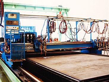 NCガス溶断機